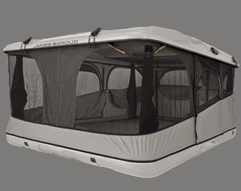 James Baroud Rooftop Tent