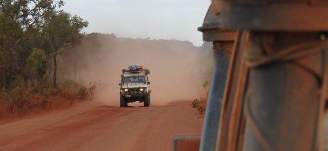 4WD in Australia