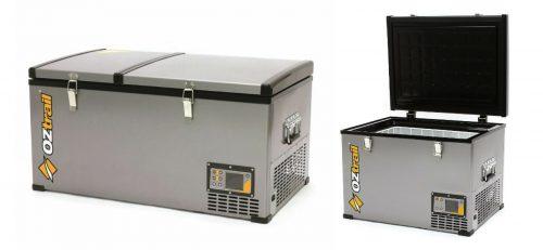 OZtrail 80L and 45L fridges