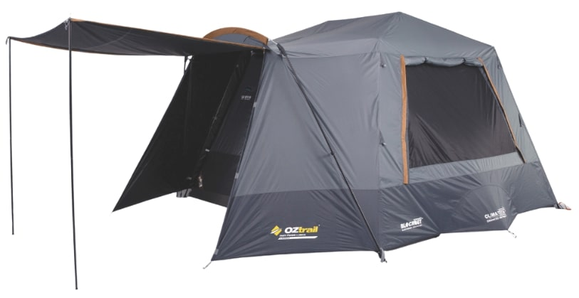 OZtrail Lumos 6 Person Fast Frame Tent