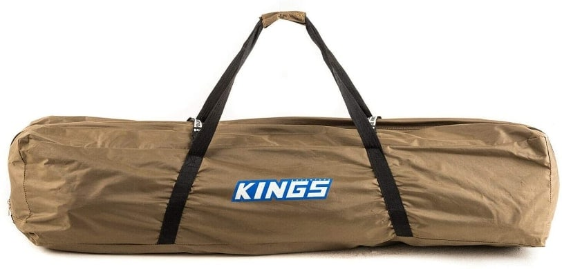 Kings double swag polyester bag