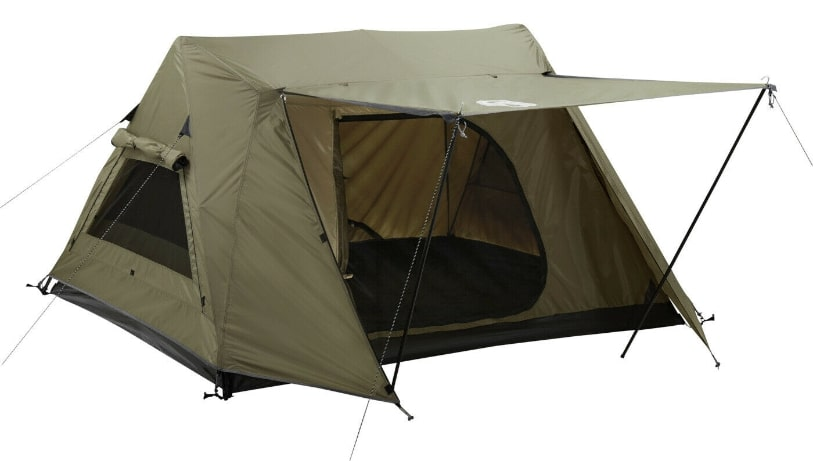 Coleman 3 Person Swagger Instant Up Tent