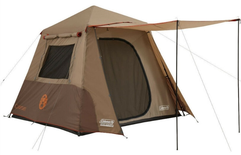 Coleman Instant Up 4P Silver Series Evo Tent