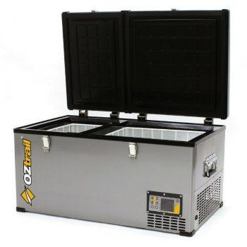OZtrail 80L fridge