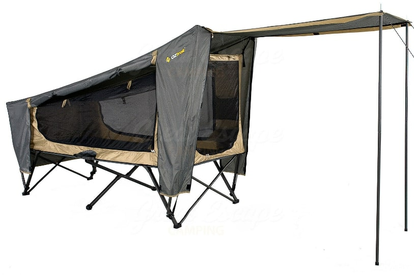 OZtrail Easy Fold Stretcher Tent Single
