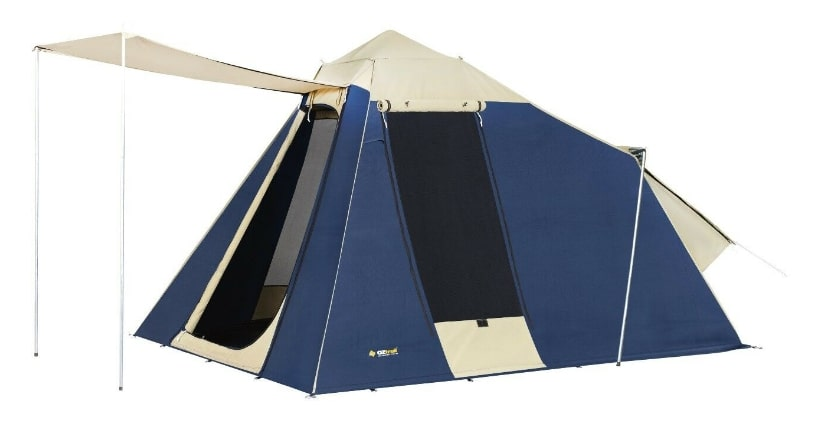 Tourer 9 Canvas Tent
