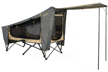 OZtrail Easy Fold Stretcher Tent Single