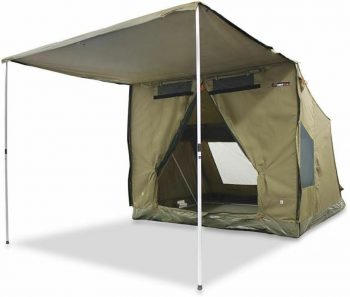 Oztent RV4 Touring Canvas Tent