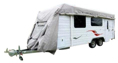 Camec Caravan Cover (C20CCV) 18-20'