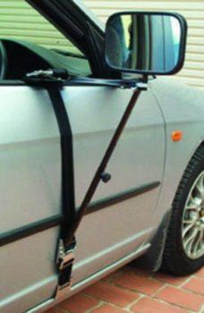 Camec Heavy-Duty Door Mirror Ratchet Strap Type