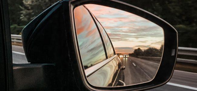 Caravan Towing Mirror