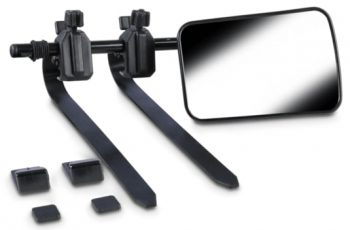Dometic SMF102 Flat Towing Mirror