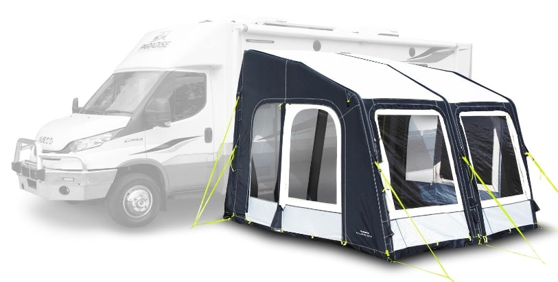 Dometic Rally Air Pro 260 XL Inflatable Static Awning