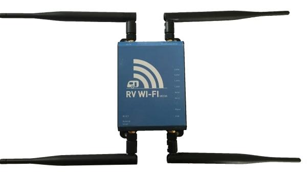 RV WIFI+4GX Portable Caravan WIFI Internet