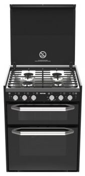 Thetford K1520 Combination Cooker with Oven, Stove & Grill - Gas Only